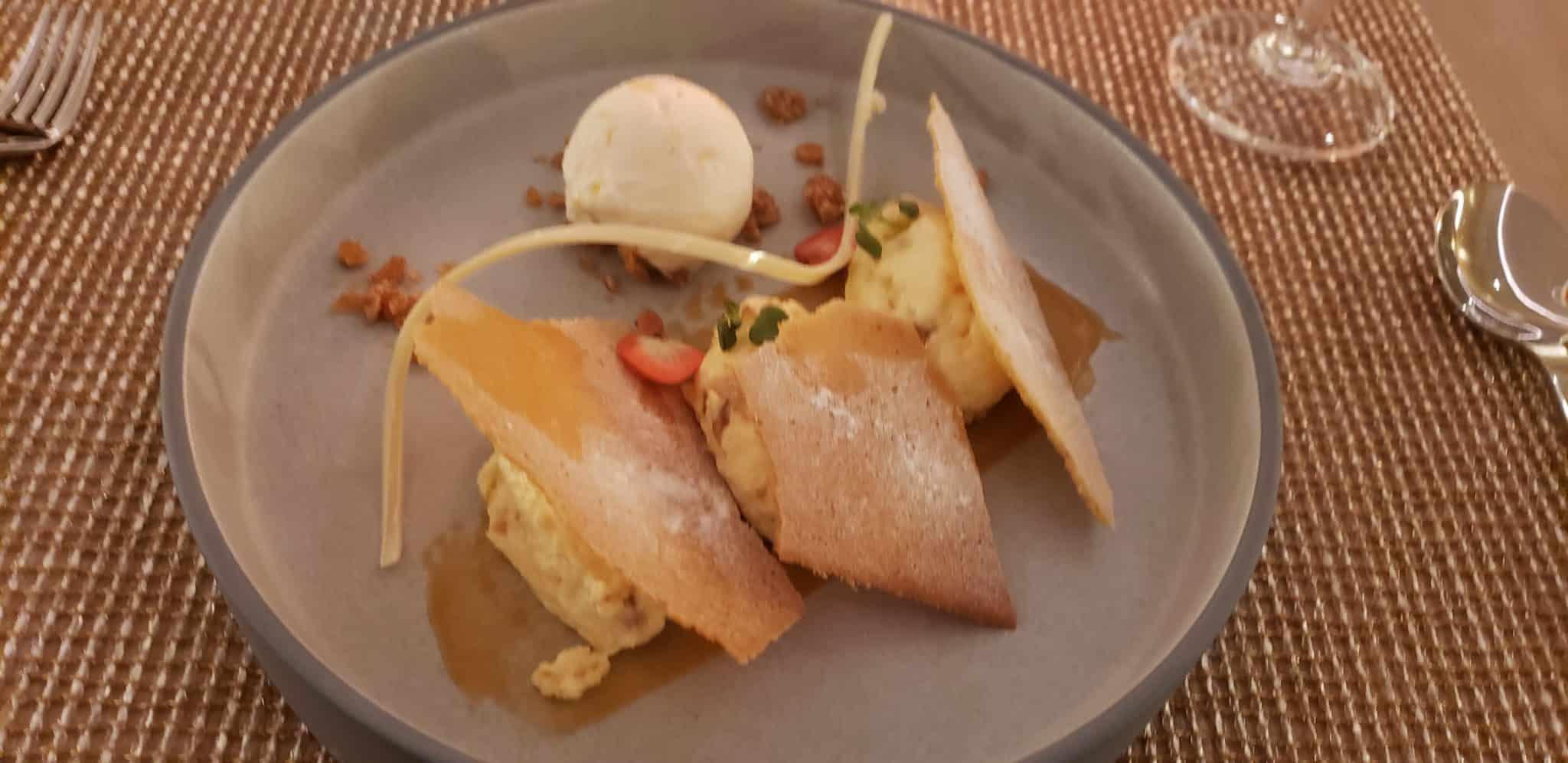 salt kitchen syros dessert