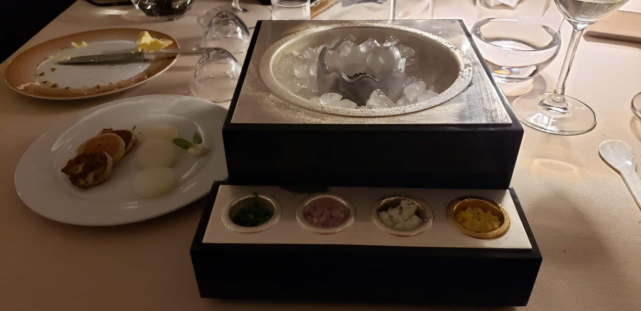 caviar silversea silver moon