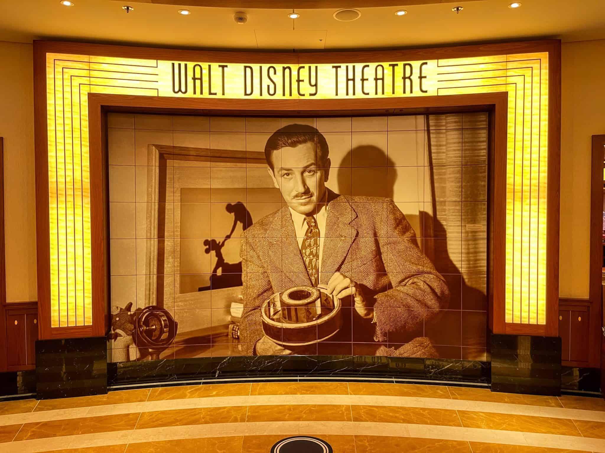 walt disney theatre disney fantasy
