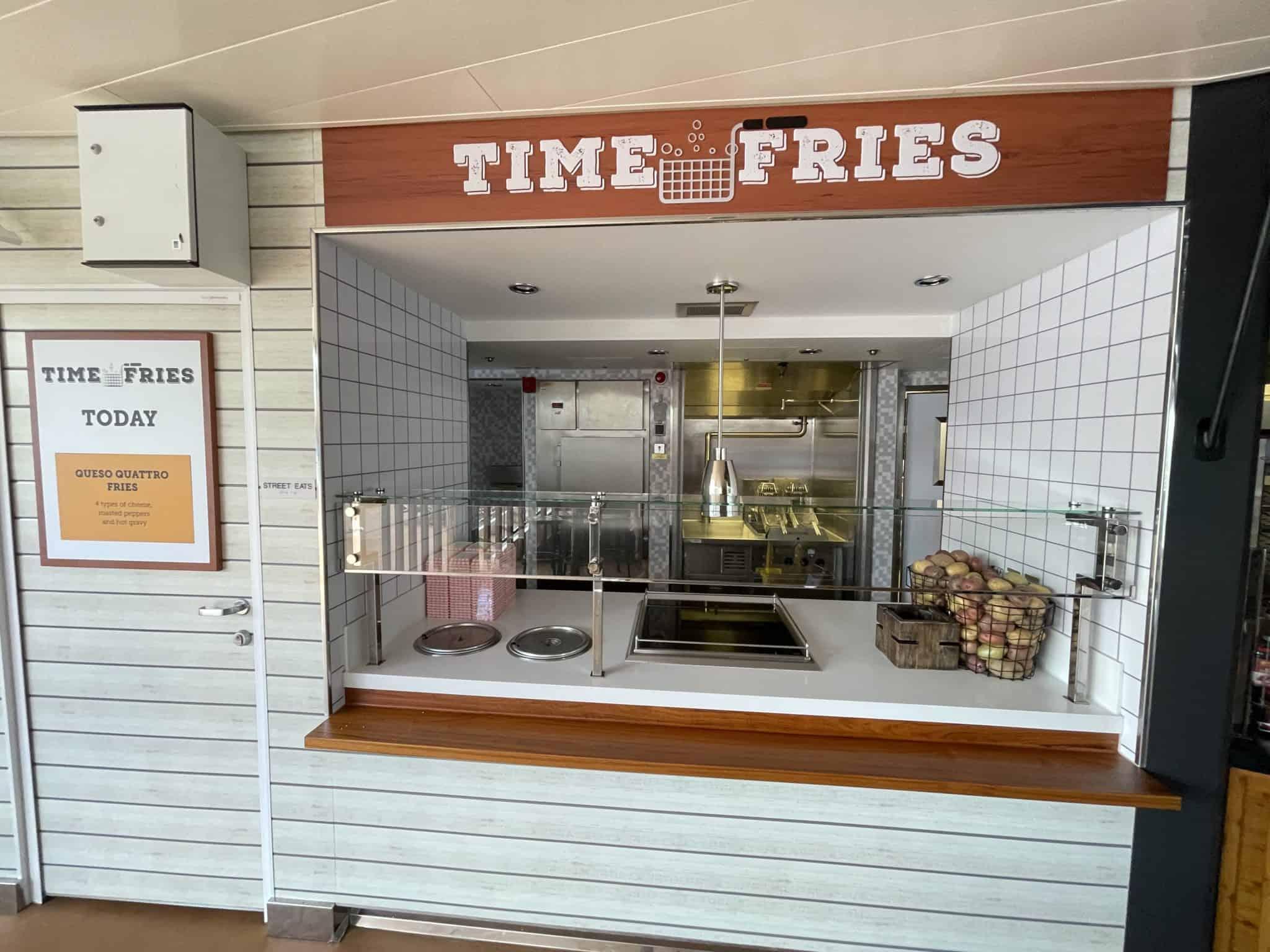 time fries mardi gras street eats