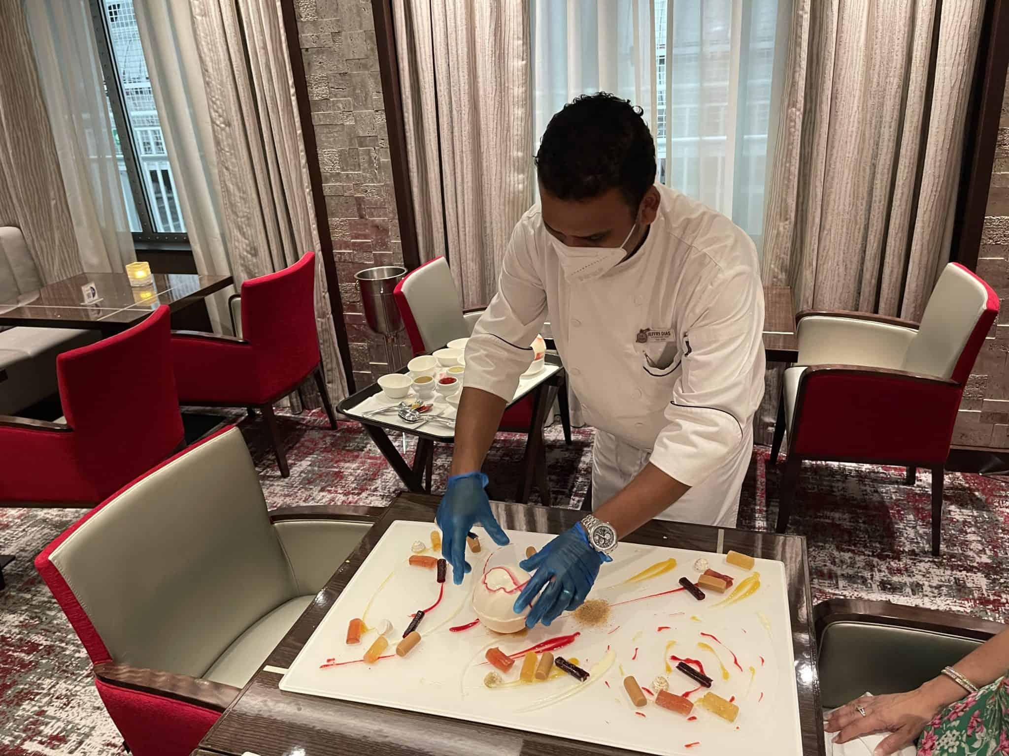 art at your table fahrenheit 555 mardi gras