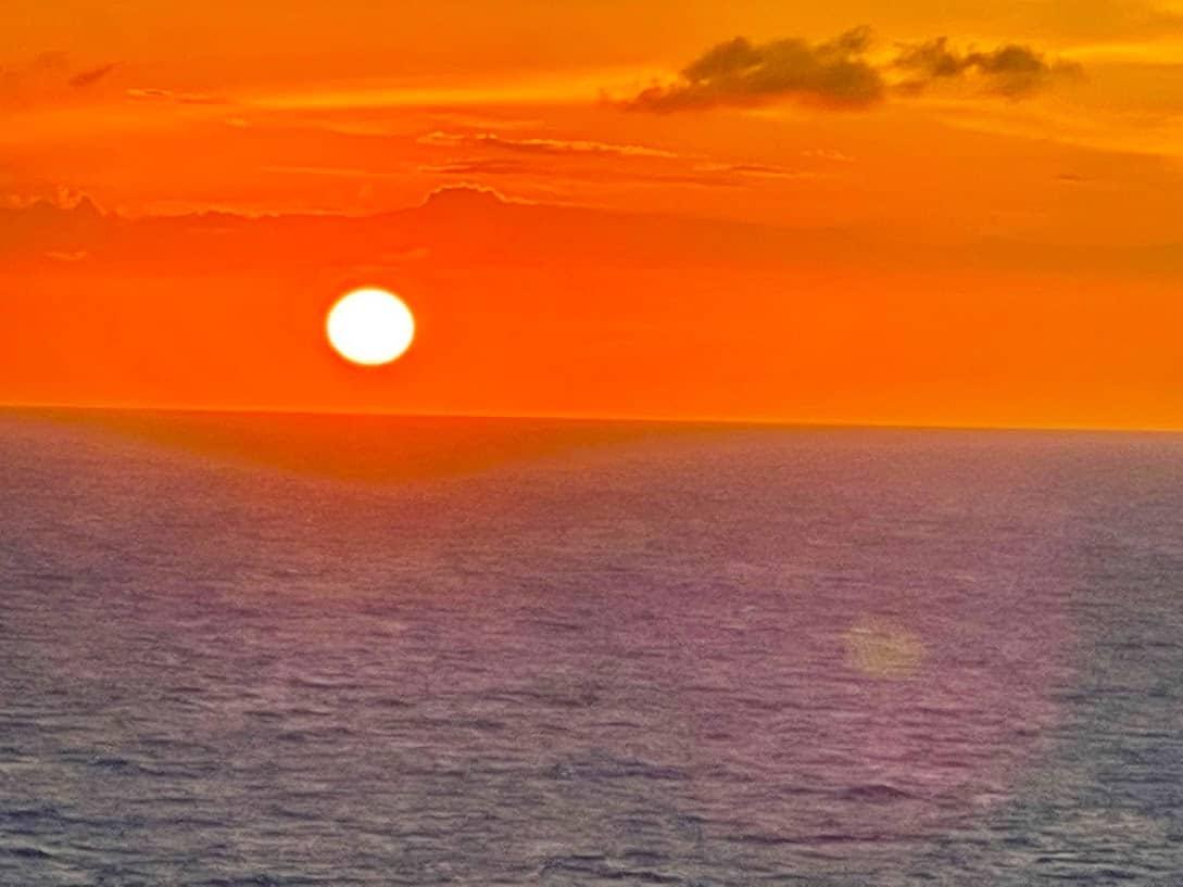 sunset mardi gras cruise