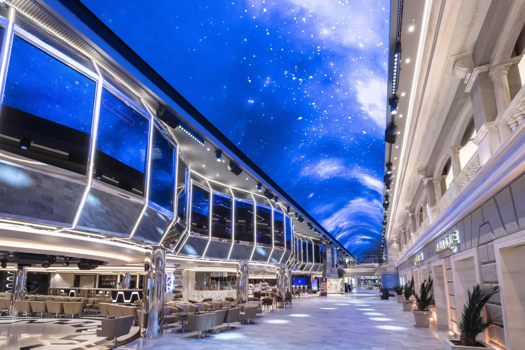 galleria bellissima promenade