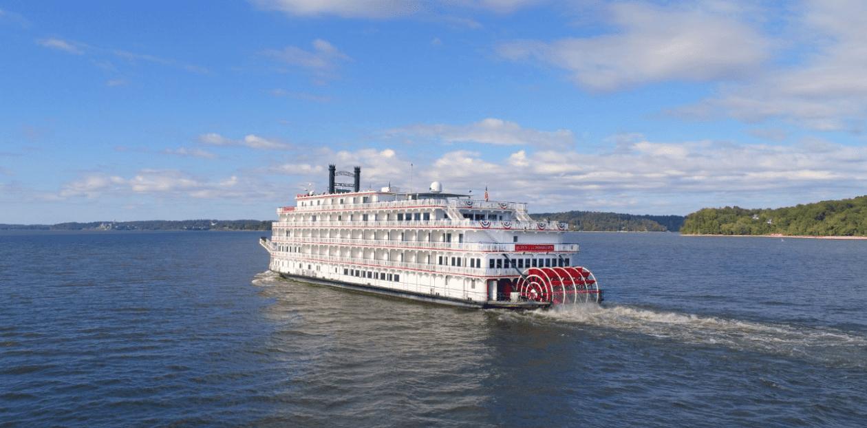 american cruise lines paddlewheeler