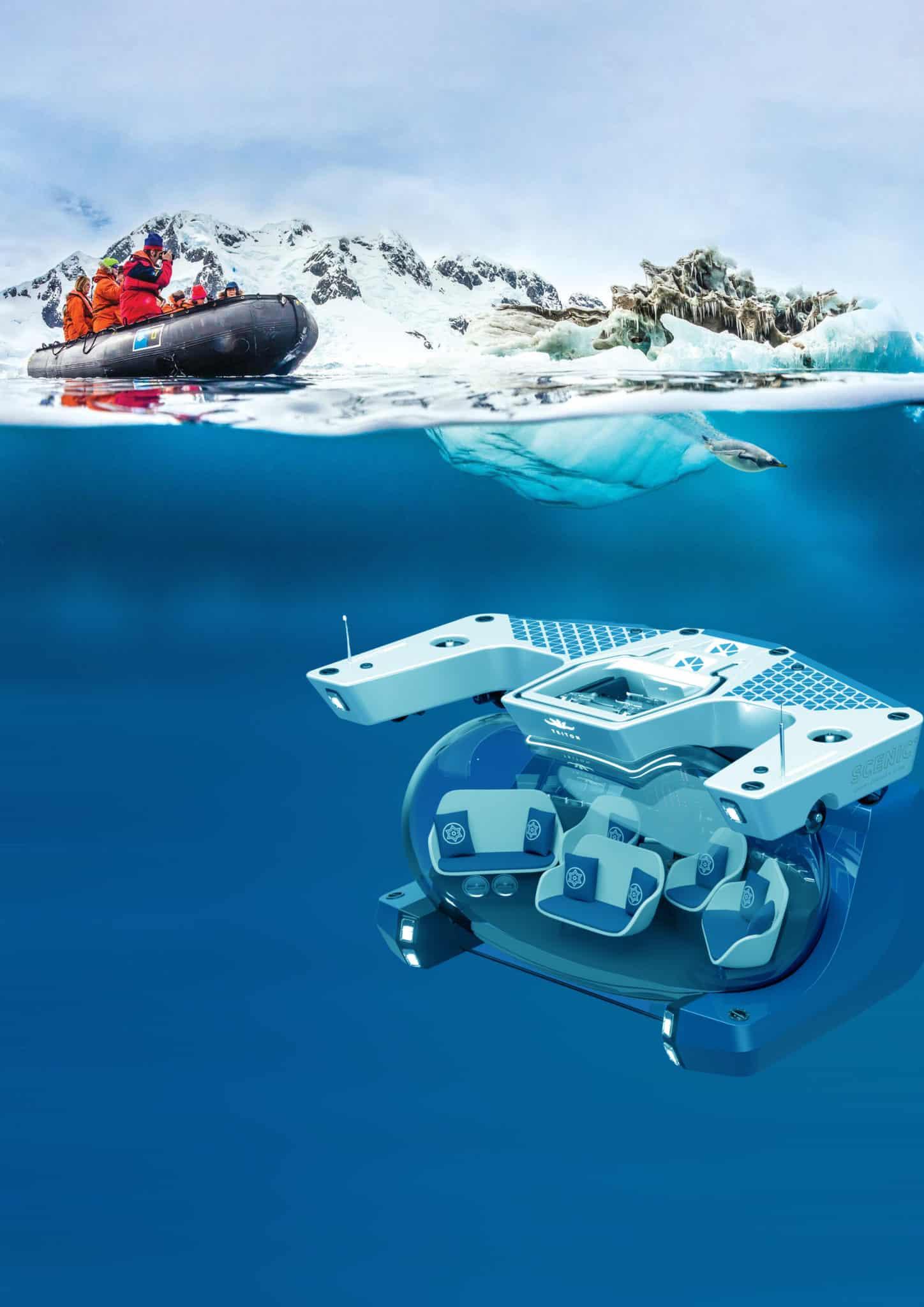 triton submarine scenic cruises