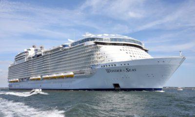 Royal Caribbean Pulls Upcoming Cruise Ship From China in 2022