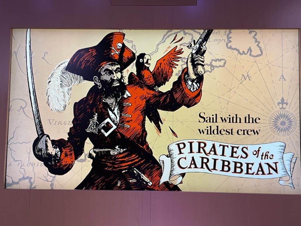 disney fantasy pirate night