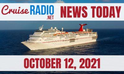 cruise radio news today october 12 2021