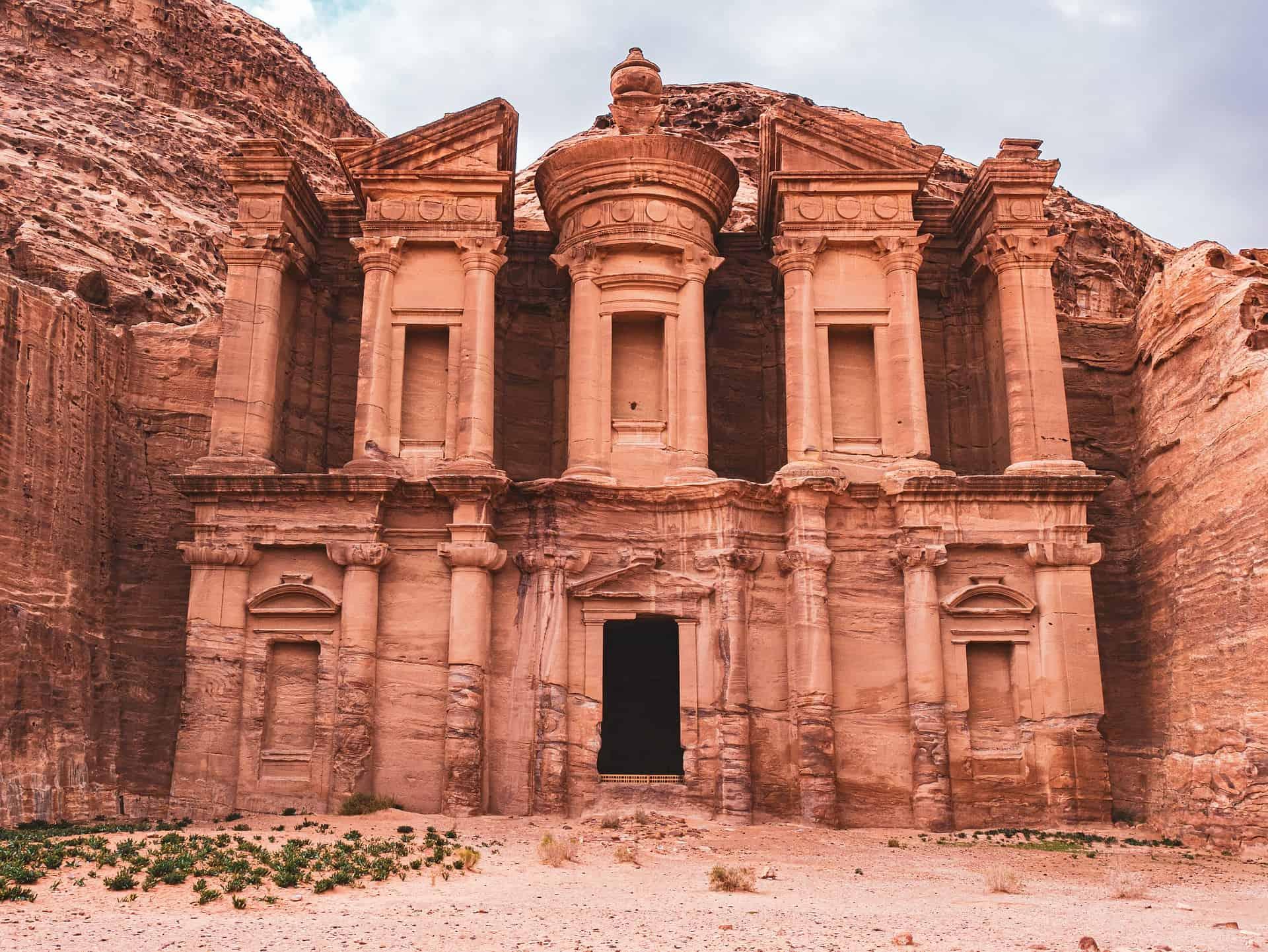 petra jordan pixabay