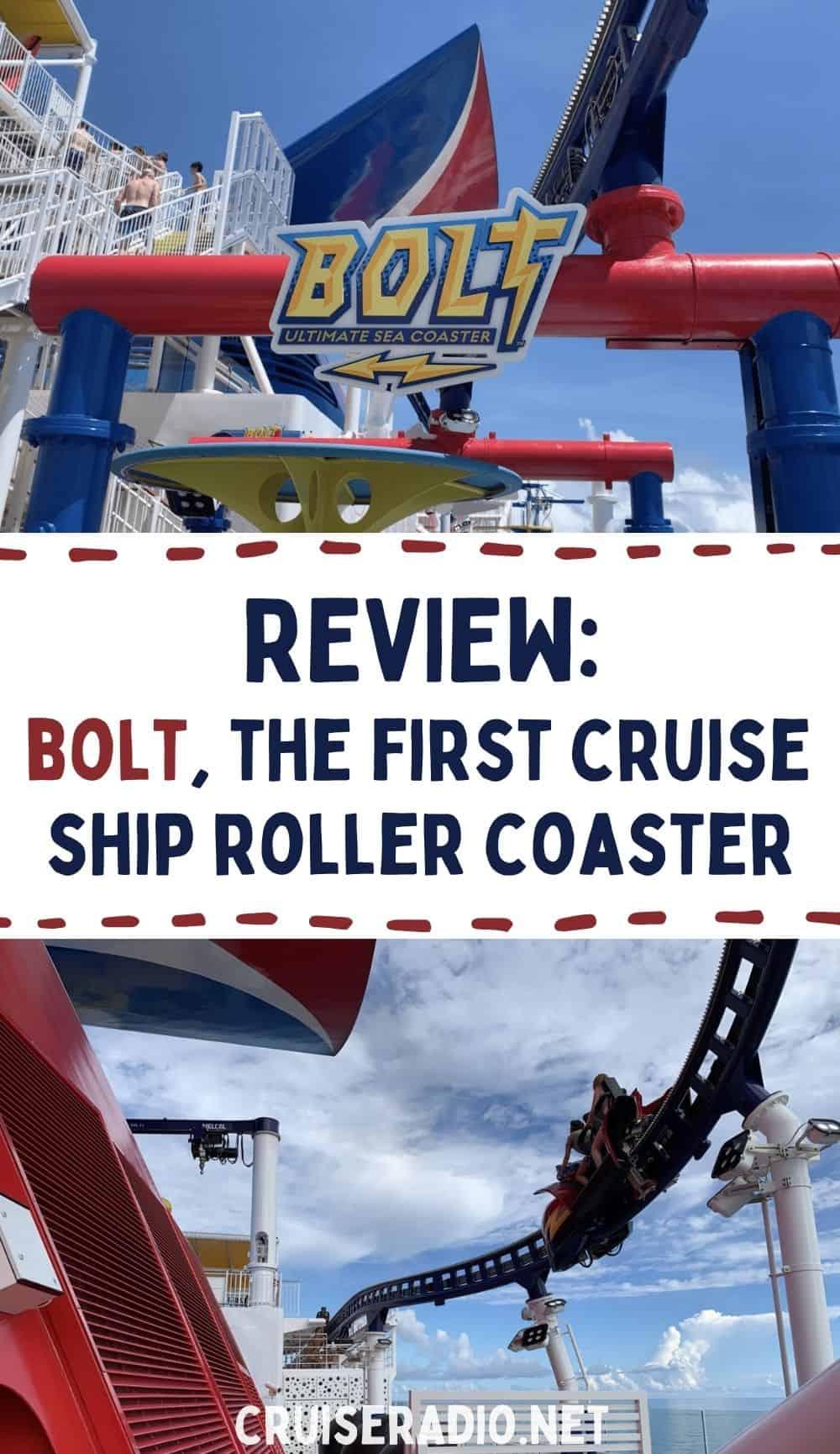 review: bolt roller coast on mardi gras