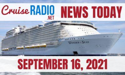 cruise radio news today september 16 2021