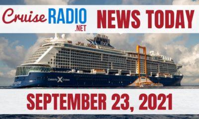 cruise radio news today september 23 2021