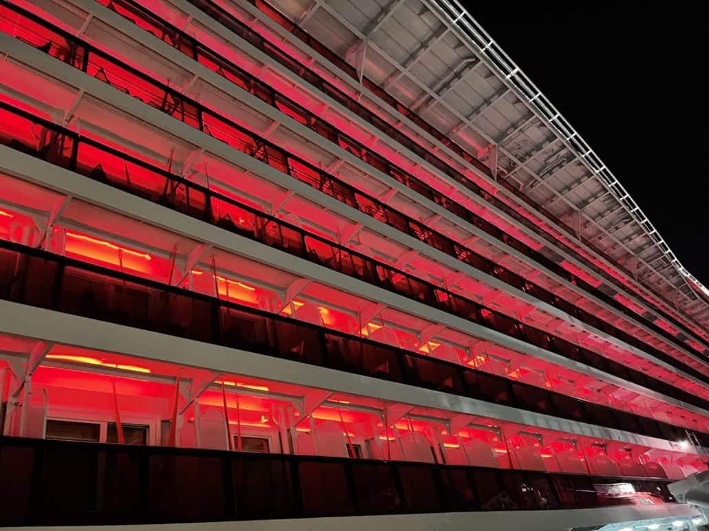 virgin voyages scarlet lady night decks