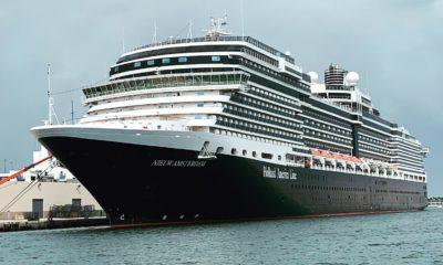 Holland America Line Restarts Cruising from Florida