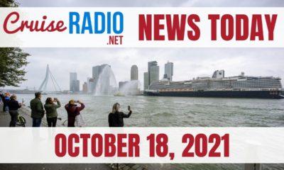 cruise radio news today october 18 2021