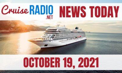 cruise radio news today october 19 2021