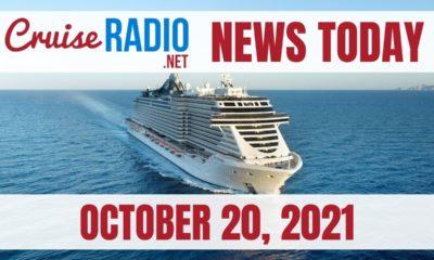 cruise radio news today october 20 2021