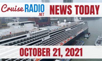 cruise radio news today october 21 2021