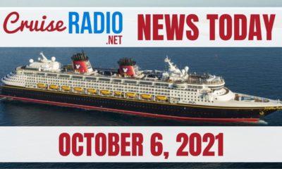 cruise radio news today october 6 2021
